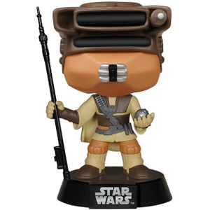 Princess Leia (Boushh): Funko POP! x Star Wars Vinyl Figure
