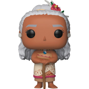 Grandma Tala: Funko POP! Disney x Moana Vinyl Figure [#418 / 29909]