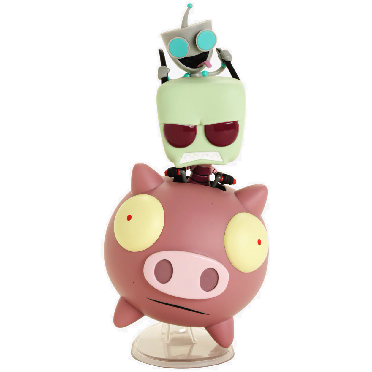 Zim Amp Gir On The Pig Hot Topic Exclusive Pop Rides X