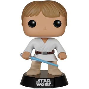 Luke Skywalker (Tattooine): Funko POP! x Star Wars Vinyl Figure