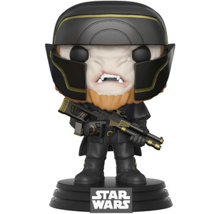 Dryden Gangster (Target Exclusive): Funko POP! x Solo - A Star Wars Story Vinyl Figure [#254 / 26987]