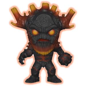 King Groot [Glow-in-Dark] (Target Exclusive): Funko POP! Marvel x Marvel - Contest of Champions Vinyl Figure [#297 / 26845]