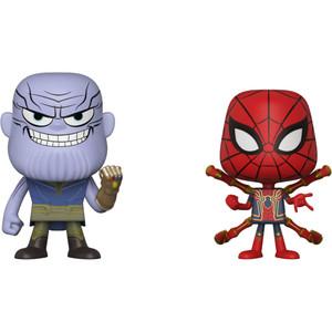 Thanos & Iron Spider: Funko Vynl. x Avengers - Infinity War Vinyl Figure Set [30932]