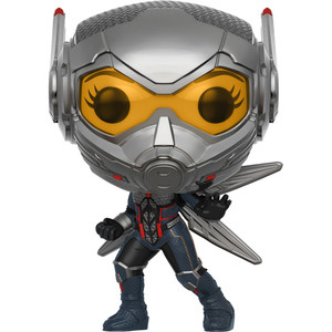 Wasp: Funko POP! Marvel x Ant-Man and the Wasp Vinyl Figure [#341 / 30730]