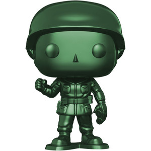 Army Man (Box Lunch Exclusive): Funko POP! x Disney Pixar Toy Story Vinyl Figure [#377 / 33570]