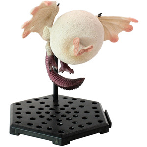 "Paolumu: ~2.4"" Monster Hunter x Capcom Figure Builder Standard Model Plus Mini Figure ~Vol.10~ (08755)"