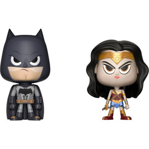Wonder Woman & Batman: Funko Vynl. x DC Universe Vinyl Figure Set [30846]