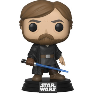 Luke Skywalker: Funko POP! x Star Wars - The Last Jedi Vinyl Figure [#266 / 31788]