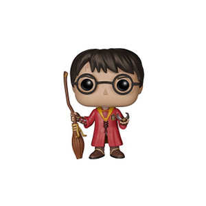 Harry Potter (Quidditch): Funko POP! Movies x Harry Potter Vinyl Figure