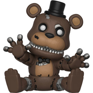 Nightmare Freddy: Five Nights at Freddy's x Funko Aracde Vinyl Figure [#002 / 30494]