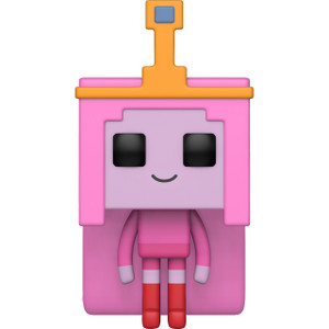 Princess Bubblegum: Funko POP! Animation x Adventure Times / Minecraft Vinyl Figure [#415 / 32253]