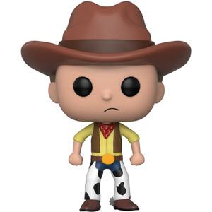 Western Morty (2018 Summer Con Exclusive): Funko POP! Animation x Rick & Morty Vinyl Figure [#364 / 30971]