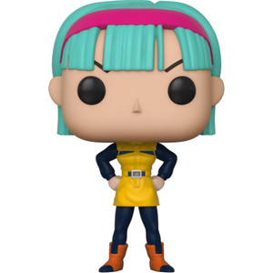 Bulma: Funko POP! Animation x DragonBall Z Vinyl Figure [#385 / 32247]