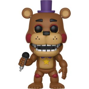 Rockstar Freddy: Funko POP! Games x Five Nights at Freddy's Vinyl Figure [#362 / 32052]