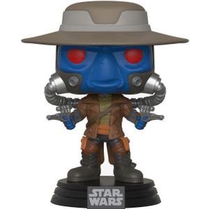 Cad Bane (2018 Summer Con Exclusive): Funko POP! x Star Wars Vinyl Figure [#262 / 31260]