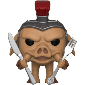 Pudgy Pig [25th Years] (GameStop Exclusive): Funko POP! TV x Power Rangers Vinyl Figure [#664 / 32657]