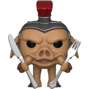 Pudgy Pig [25th Years] (GameStop Exclusive): Funko POP! TV x Power Rangers Vinyl Figure [#664 / 32657]