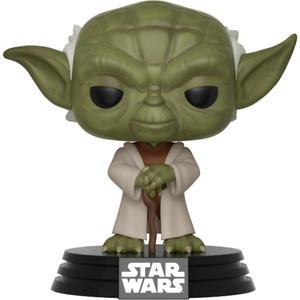 Yoda: Funko POP! x Star Wars - The Clone Wars Vinyl Figure [#269 / 31799]