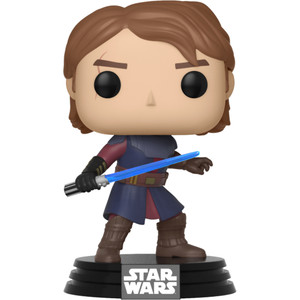 Anakin Skywalker: Funko POP! x Star Wars - The Clone Wars Vinyl Figure [#271 / 31794]