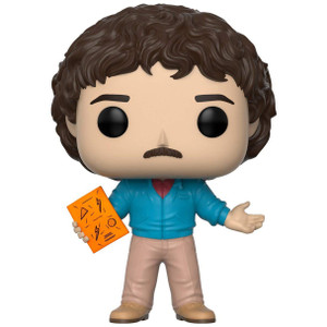 Ross Geller [80's Hair]: Funko POP! TV x Friends Vinyl Figure [#702 / 32746]