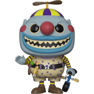 Clown: Funko POP! Disney x The Nightmare Before Christmas Vinyl Figure [#452 / 32840]