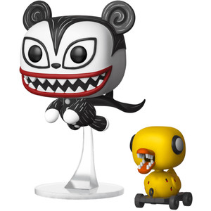 Vampire Teddy w/ Duck: Funko POP! Disney x The Nightmare Before Christmas Vinyl Figure [#461 / 34429]