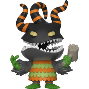 Harlequin Demon: Funko POP! Disney x The Nightmare Before Christmas Vinyl Figure [#212 / 11248]