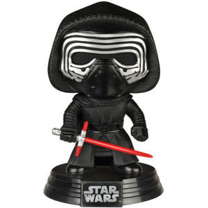 Kylo Ren: Funko POP! x Star Wars Vinyl Figure