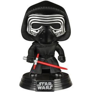 Kylo Ren: Funko POP! x Star Wars Vinyl Figure