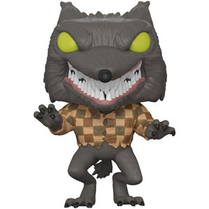 Wolfman (Specialty Series): Funko POP! Disney x The Nightmare Before Christmas Vinyl Figure [#454 / 32842]