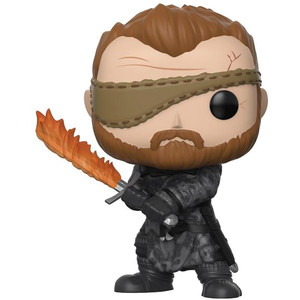 Beric Dondarrion (2018 Fall Con Exclusive): Funko POP! x Game of Thrones Vinyl Figure [#065 / 34621]