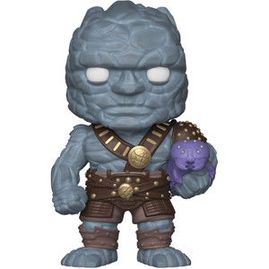 Korg w/ Miek (2018 Fall Con Exclusive): Funko POP! Marvel x Thor - Ragnarok Vinyl Figure [#391 / 30763]