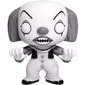 Pennywise (2018 Rhode Island Comic Con Exclusive): Funko POP! Movies x It Vinyl Figure [#055 / 35158]