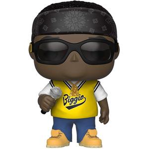 Notorious B.I.G. w/ Jersey: Funko POP! Rocks x Notorious B.I.G. Vinyl Figure [#078 / 31554]