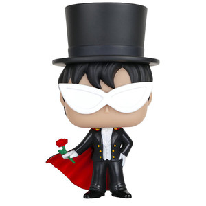 Tuxedo Mask: Funko POP! Animation x Sailor Moon Vinyl Figure [#095 / 06351]