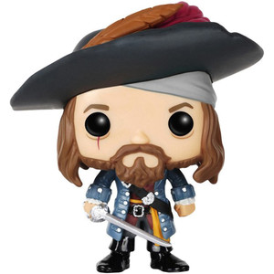 Barbossa: Funko POP! Disney x Pirates of the Caribbean - Dead Men Tell No Tales Vinyl Figure [#173 / 07106]
