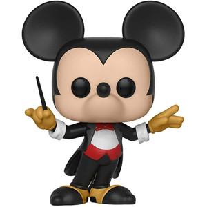 Conductor Mickey: Funko POP! Disney x Mickey's 90th Anniversary Vinyl Figure [#428 / 32186]