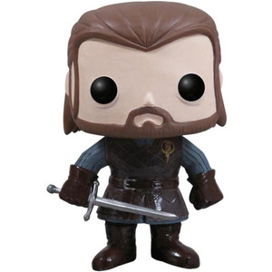 Ned Stark: Funko POP! x Game of Thrones Vinyl Figure [#002 / 03016]