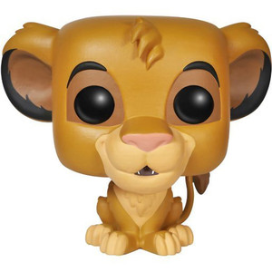 Simba: Funko POP! Disney x Lion King Vinyl Figure [#085 / 03885]