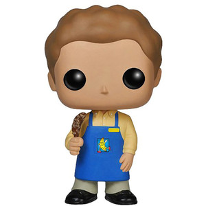 George Michael Bluth in Banana Stand Apron: Funko POP! TV x Arrested Development Vinyl Figure [#117 / 03949]