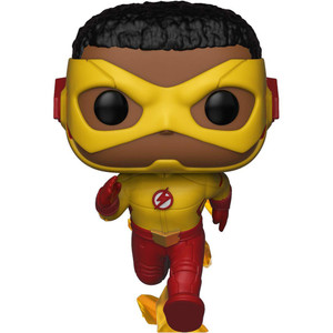 Kid Flash: Funko POP! TV x The Flash Vinyl Figure [#714 / 32117]