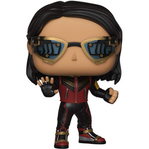 Vibe: Funko POP! TV x The Flash Vinyl Figure [#715 / 32118]