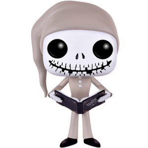 Pajama Jack (2016 Summer Con Exclusive): Funko POP! Disney x The Nightmare Before Christmas Vinyl Figure [#205 / 09500]