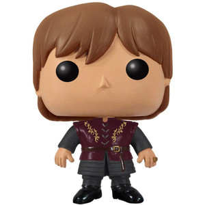 Tyrion Lannister: Funko POP! x Game of Thrones Vinyl Figure [#001 / 03014]