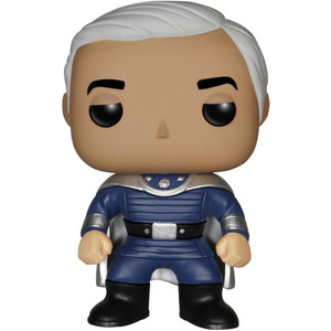 Commander Adama: Funko POP! TV x Battlestar Galactica Vinyl Figure [#230 / 05125]