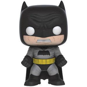 Batman [Black] (PX Exclusive): Funko POP! Heroes x Batman - The Dark Knight Returns Vinyl Figure [#117 / 09531]