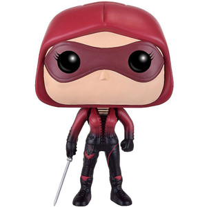 Speedy w/ Sword: Funko POP! TV x Arrow Vinyl Figure [#351 / 10084]
