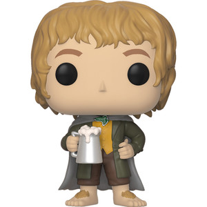 Merry Brandybuck: Funko POP! Movies x Lord of the Rings Vinyl Figure [#528 / 13563]