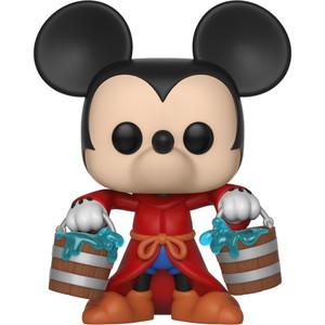 Apprentice Mickey: Funko POP! Disney x Mickey's 90th Anniversary Vinyl Figure [#426 / 32184]