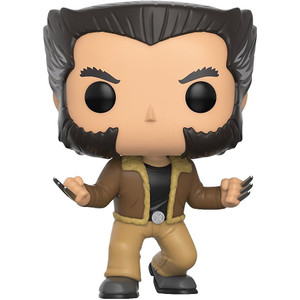 Logan: Funko POP! Marvel x X-Men Vinyl Figure [#185 / 12458]